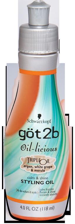 g2b Oilicious Serum